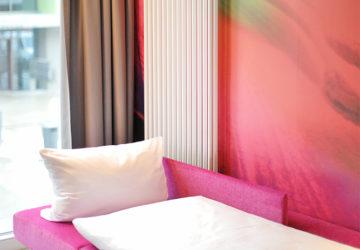 qubixx - StadtMitteHotel - Für Geschäftsreisende. Für Touristen. Für Alle. Mitten in Schwäbisch Hall. qubixx Mini-Apartment/ Familienzimmer- Zimmer ab 99 Euro.