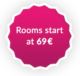 qubixx - StadtMitteHotel - For business travellers. For tourists. For everybody. In the centre of Schwäbisch Hall. qubixx cozy- Rooms starts at 69 Euro.