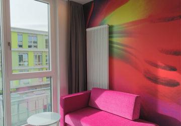 qubixx - StadtMitteHotel - Für Geschäftsreisende. Für Touristen. Für Alle. Mitten in Schwäbisch Hall. qubixx comfort plus- Zimmer ab 89 Euro.